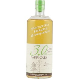 Grappa Barricata 40 % vol. 1,0 Ltr.